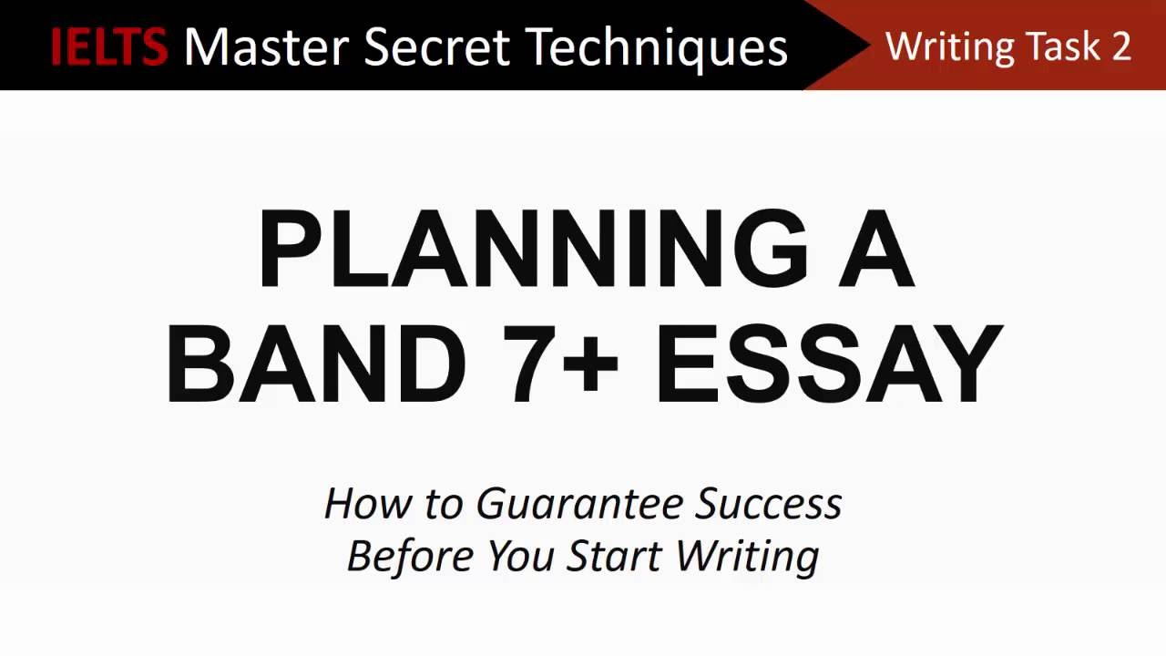 writing essay ielts band 7 Get 7+ in ielts writing task 2 with the ebook: sample essays band 7+ for ielts writing task 2 hard topics (pdf) collected by selfstudymaterialscom.