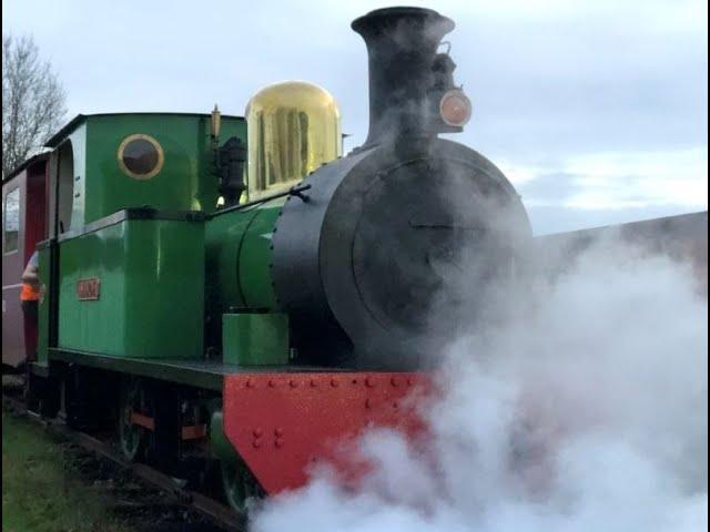 Reeling in 2020 on the Cavan and Leitrim Railway