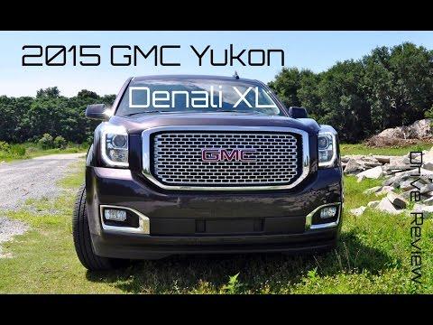 HD Road Test Review - 2015 GMC Yukon Denali XL 4WD 8-Speed Automatic