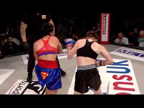 Stevi-Ann Levy vs Beth Boland - Contenders #21