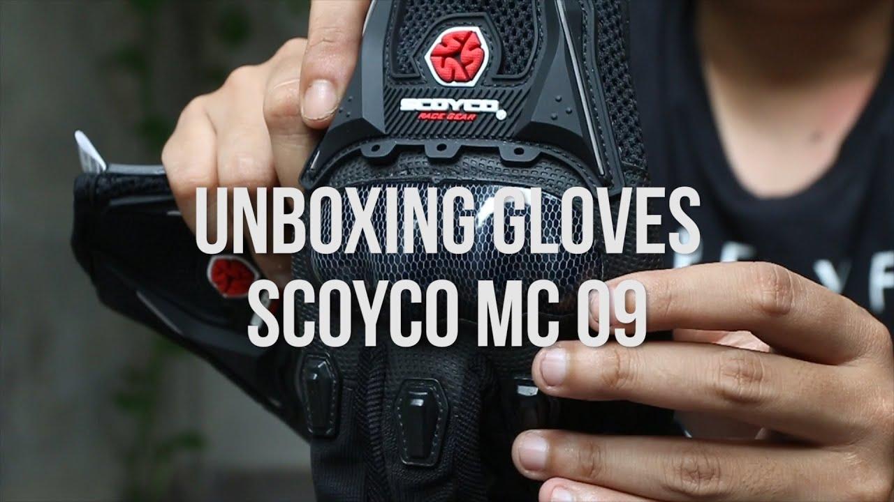 Scoyco Sarung Tangan Mc 12d Update Daftar Harga Terbaru Indonesia Glove 29 Mc29 Full Original Unboxing 09 Gloves