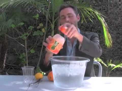 Supernatural  James Patrick Stuart ALS Ice Bucket Challenge