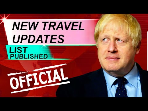 NEW UK  IMMIGRATION TRAVEL UPDATE ANNOUNCED BY THE HOME OFFICE
