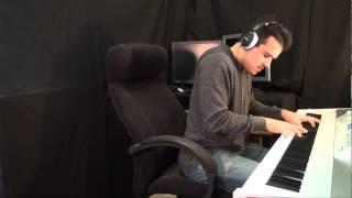 Heart Attack -Piano Version -Demi Lovato - Cover by Nikolas Nunez