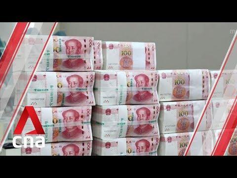 Yuan Weakens Further Against US Dollar