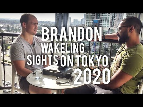 Best Podcast Episodes 2020 Brandon Wakeling : Sights on Tokyo 2020   Podcast Episode 76   YouTube