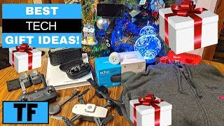 Best Tech Gifts! Christmas Tech Ideas! | Top 15 Awesome Holiday Electronic Gifts List