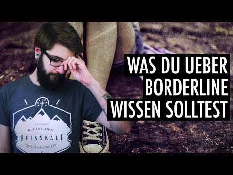 Was du über Borderline wissen solltest! | Andre Teilzeit