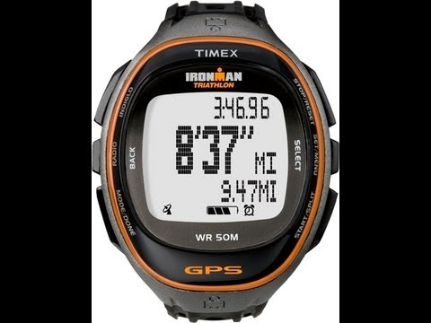 Timex IRONMAN Run Trainer GPS Driver (2019)