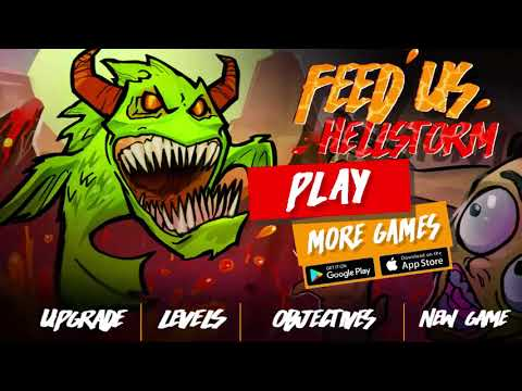 FEED US - HELLSTORM GAME WALKTHROUGH