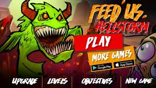 FEED US - HELLSTORM GAME WALKTHROUGH