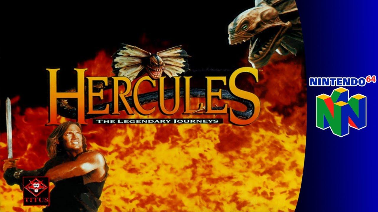 Download Nintendo 64 Longplay: Hercules: The Legendary Journeys