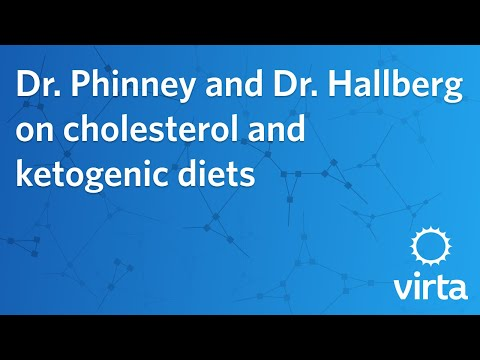 Dr. Phinney And Dr. Hallberg On Cholesterol And Ketogenic Diets