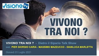 VIVONO TRA #NOI - Intervista a #VisioneTV di Francesco #Toscano
