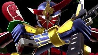 Kamen Rider Battride War II - Trailer 2 (PS3, Wii U)