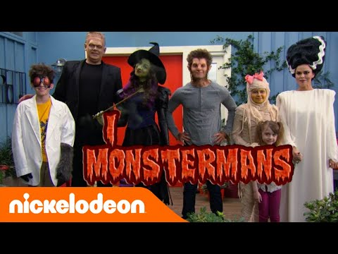 I Thunderman | I Monstermans | Nickelodeon Italia