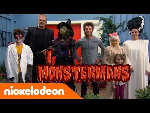 I Thunderman | I Monstermans | Nickelodeon Italia