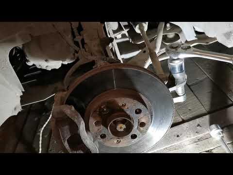Opel Corsa D Замена наружного шруса, некоторые нюансы