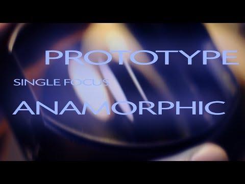 Anamorphic Single Focus Solution