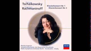 Rachmaninov: Piano concerto No. 3 - FULL - Martha Argerich