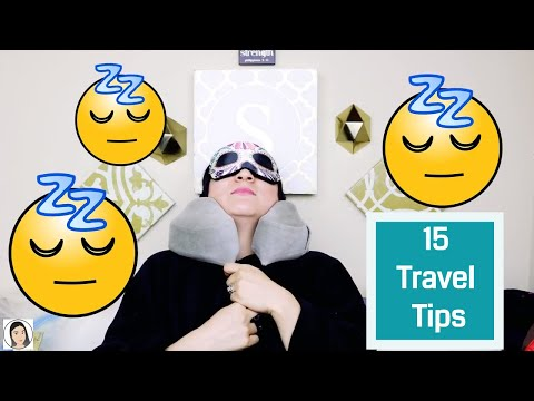 15 Things I do When I Travel | SuperWifeyLiz Vlog
