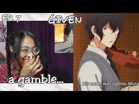 OH Dangg GIVEN Episode 7 Reaction