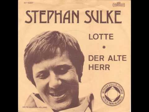 Stephan Sulke  Lotte