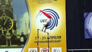 Перекладина. MOZNIK Marijo.ЧЕ-2013