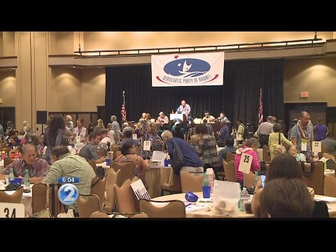 Democratic Party of Hawaii State Convention kicks off