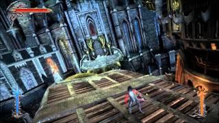 Castlevania Lords of Shadow 2 : les 20 premières minutes sur PC en 1080p, toutes options au max