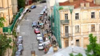 Миниатюрный Киев. Красивое видео.(, 2014-04-16T21:28:40.000Z)