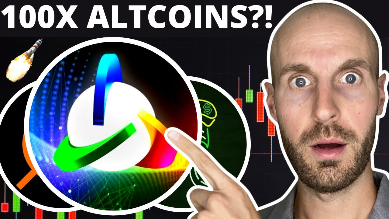 Download 🔥3 POTENTIAL 100X ALTCOIN GEMS YOU NEED TO SEE!!! (GET IN FIRST!!!) 🚀🚀🚀