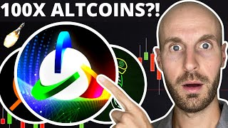 3 POTENTIAL 100X ALTCOIN GEMS YOU NEED TO SEE!!! (GET IN FIRST!!!)