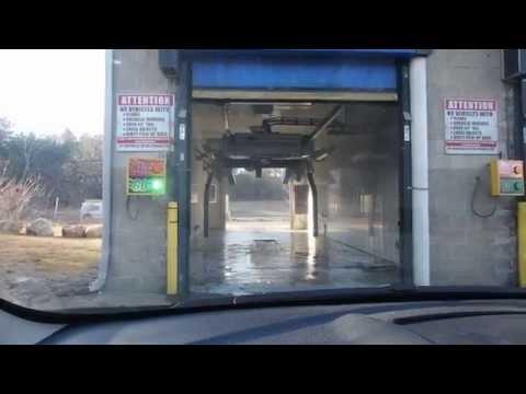 Fitchburg: Car Wash @ Fitchburg Car Wash, Left Bay