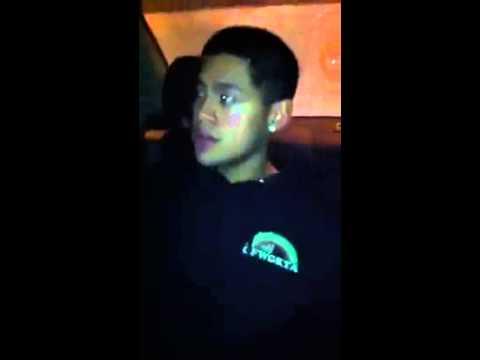 Backseat break up rap