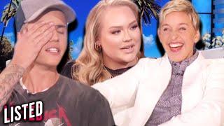 9 Times Ellen Degeneres Made Celebrities Super Uncomfortable On Her Show