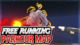 I'm Such A Tryhard - Minecraft Pocket Edition (Minecraft PE/Mcpe) FreeRunning Extreme Parkour Map