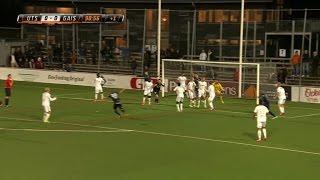 Utsikten avgjorde i sista sekunden mot Gais - TV4 Sport