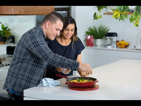 Frittata Recipe - Jay and Sarah