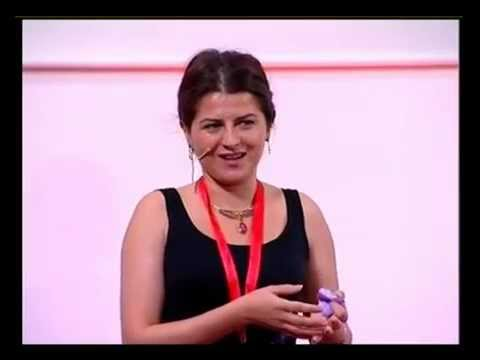 Disappeared Generation (With English Subtitles): Günel Mövlud at TEDxBakı (TEDxBaki)