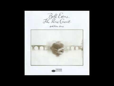 Bill Evans - The Paris Concert I & II (1979 Album)