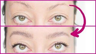 ♥ AUGENBRAUEN schminken: Voll und natürlich (auch für dünne Brauen)