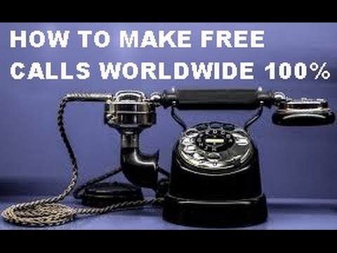 Learn how to make free calls online without registration or download.
