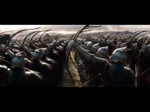 The Hobbit: The Battle of the Five Armies - Teaser Trailer - Official Warner Bros. UK