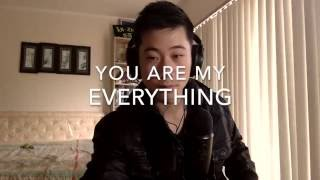 You are my Everything Cover - English and Korean