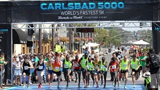 2015 Carlsbad 5000 - Elite Men's Race