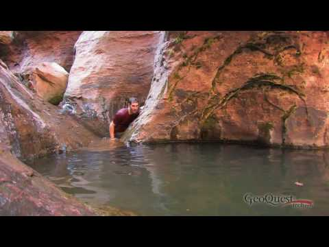 The Subway in Zion National Park Video Hike