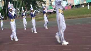 """New 27th Lancers Drum Corps (Phil.) at the Marikina Showando 09 (1) """"Legend of the one eyed sailor"""""""