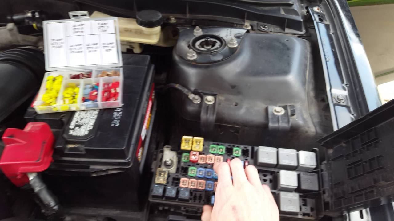 Ford Focus Fuse Box Diagram 2005 How To Check Your Heated Cooled Seat If They Are Not
