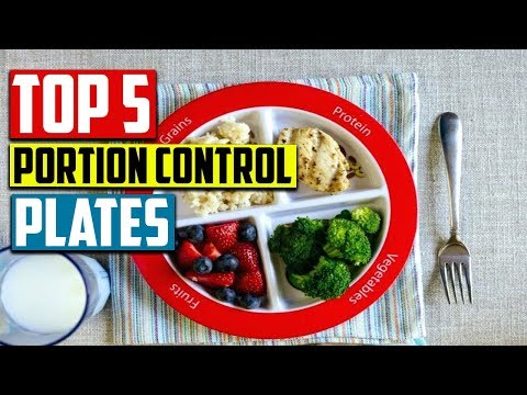 Best Portion Control Plates: Top 5 Best Portion Control Plates for Eating Healthy